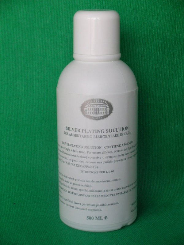 SILVER SOLUTION 500 ML