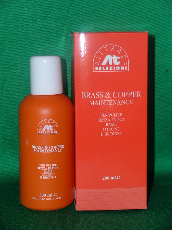 BRASS&COPPER MAINTENANCE 200 ML