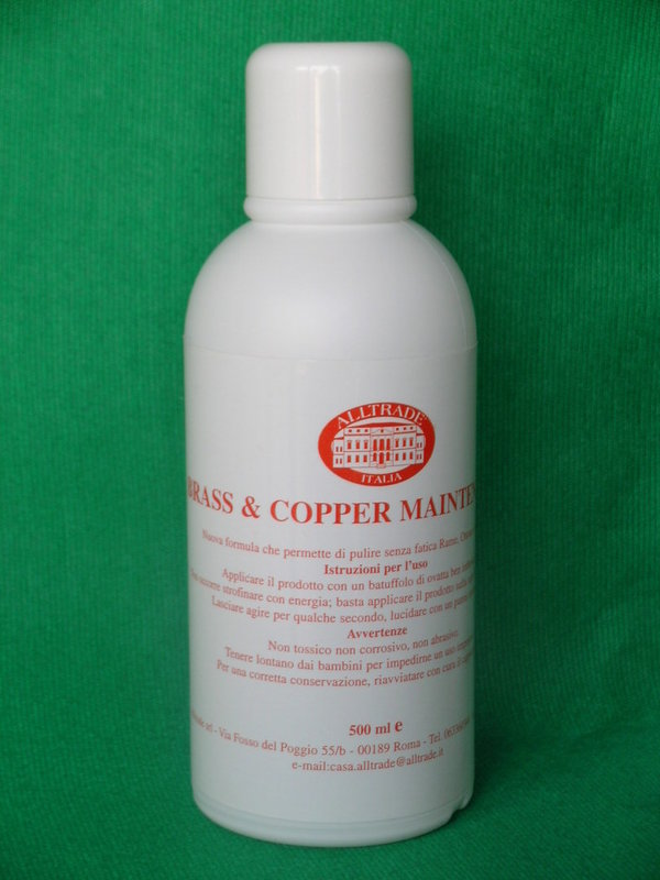 BRASS&COPPER MAINTENANCE 500 ML